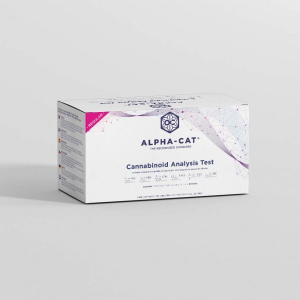 alpha cat regular test kit