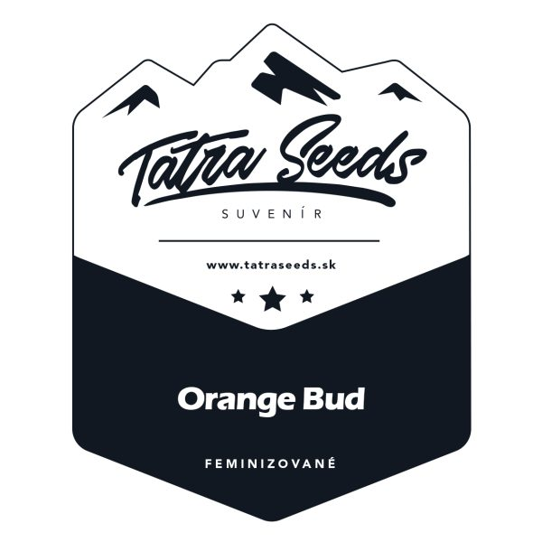 Orange Bud - Tatra Seeds