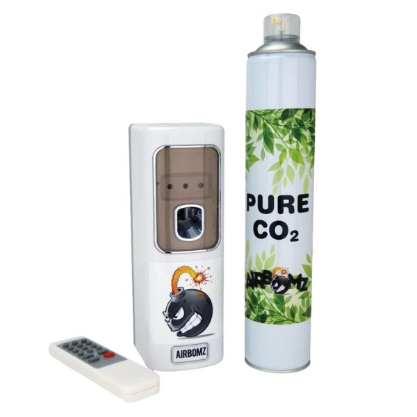 Airbomz CO2 Dispenser so senzorom + náplň 1000ml