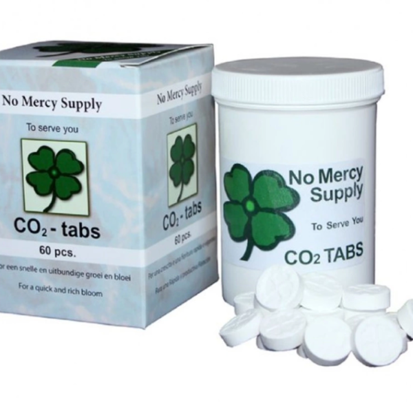 No Mercy Supply - CO2 Tablety