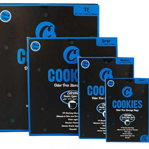 Cookies Sack Black Medium