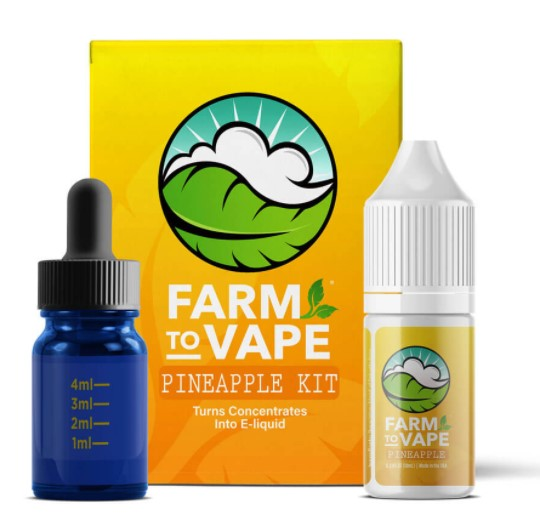 Farm to Vape Ananás