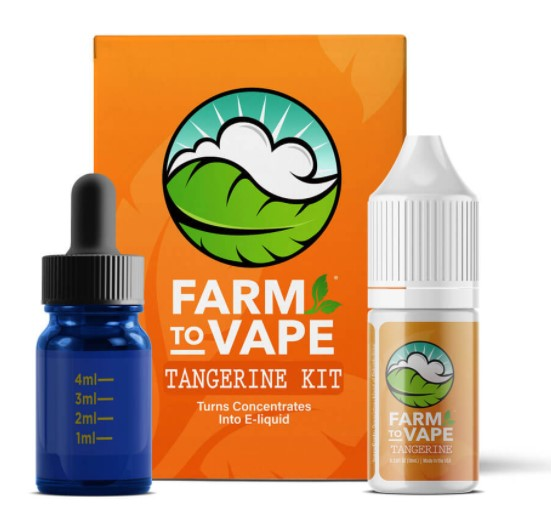 Farm to Vape Mandarínka